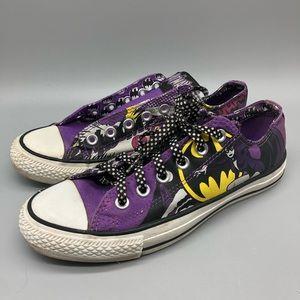Converse Batman Ltd edition All Star Chuck Taylors